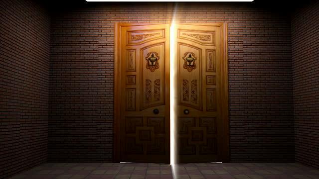 abrir puerta